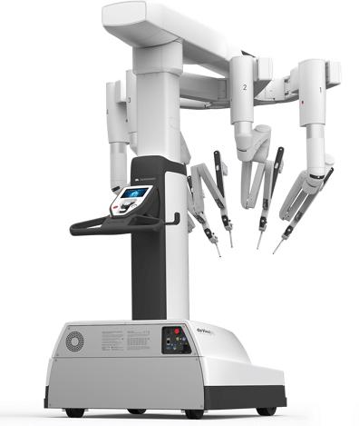 Che cos'è la prostatactomia robotica?