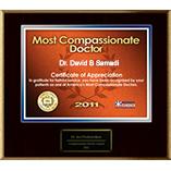 Il più compassionevole dottore