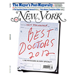 Miglior medico di New York Magazine